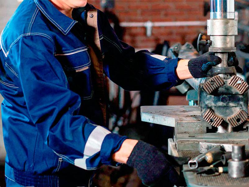 Ремонт грузового кардана: замена вышедшей из строй крестовины методом кернения